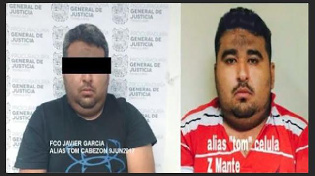 """EJECUTAN a """"TOM el CABEZON"""",LUGARTENIENTE ZETA de PANCHO CARREON"""