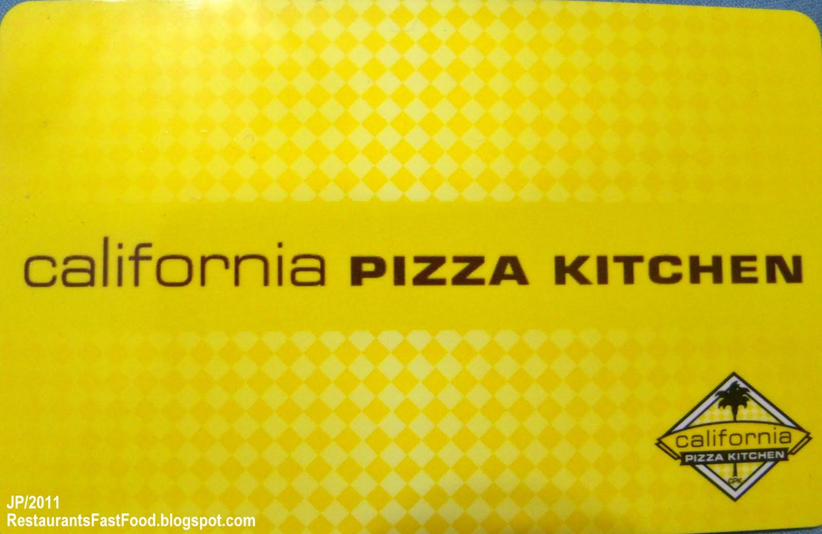 California Pizza Kitchen Houston Hours