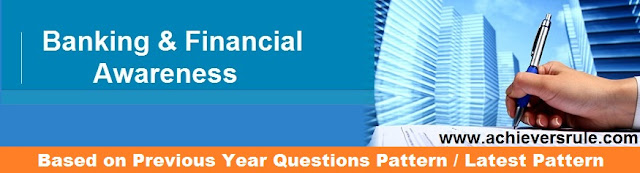 Banking Quiz for Bank Exams- IBPS - SBI Exams