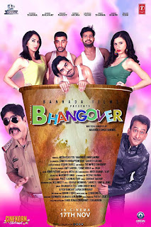 Journey Of Bhangover 2018 Hindi Movie DTHRip | 720p | 480p