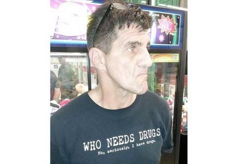 drug arresting