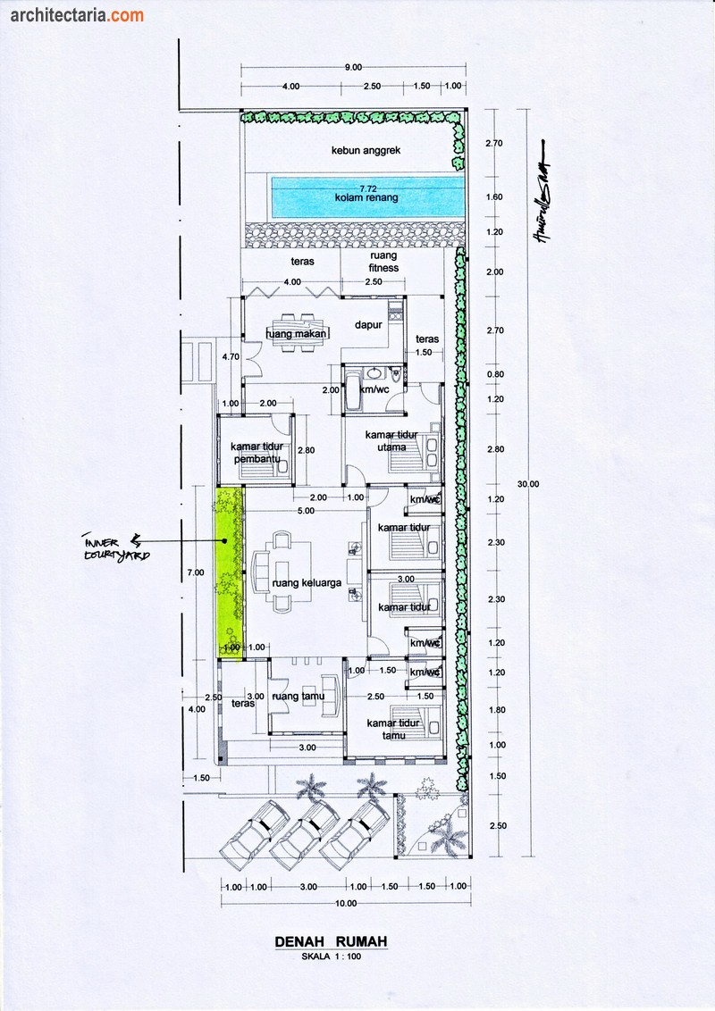 70 Desain Rumah Minimalis Lebar 5 Meter Desain Rumah Minimalis Terbaru
