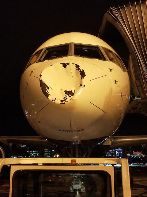Avião ovnis