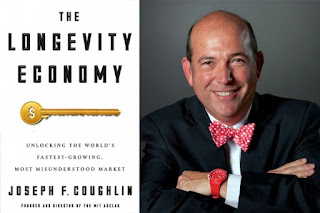 Джозеф Кофлин: «Экономика долгожительства: Как разблокировать самый быстрорастущий и самый непонятный в мире рынок»