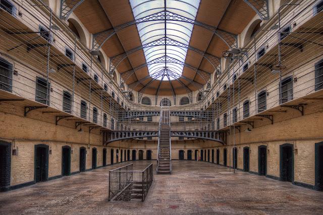 Kilmainham Gaol Dublin Ireland