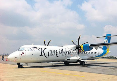 Booking with Kan Airlines