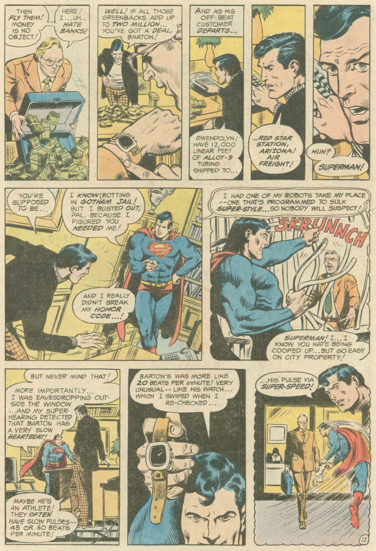 Read online World's Finest Comics comic -  Issue #244 - 15