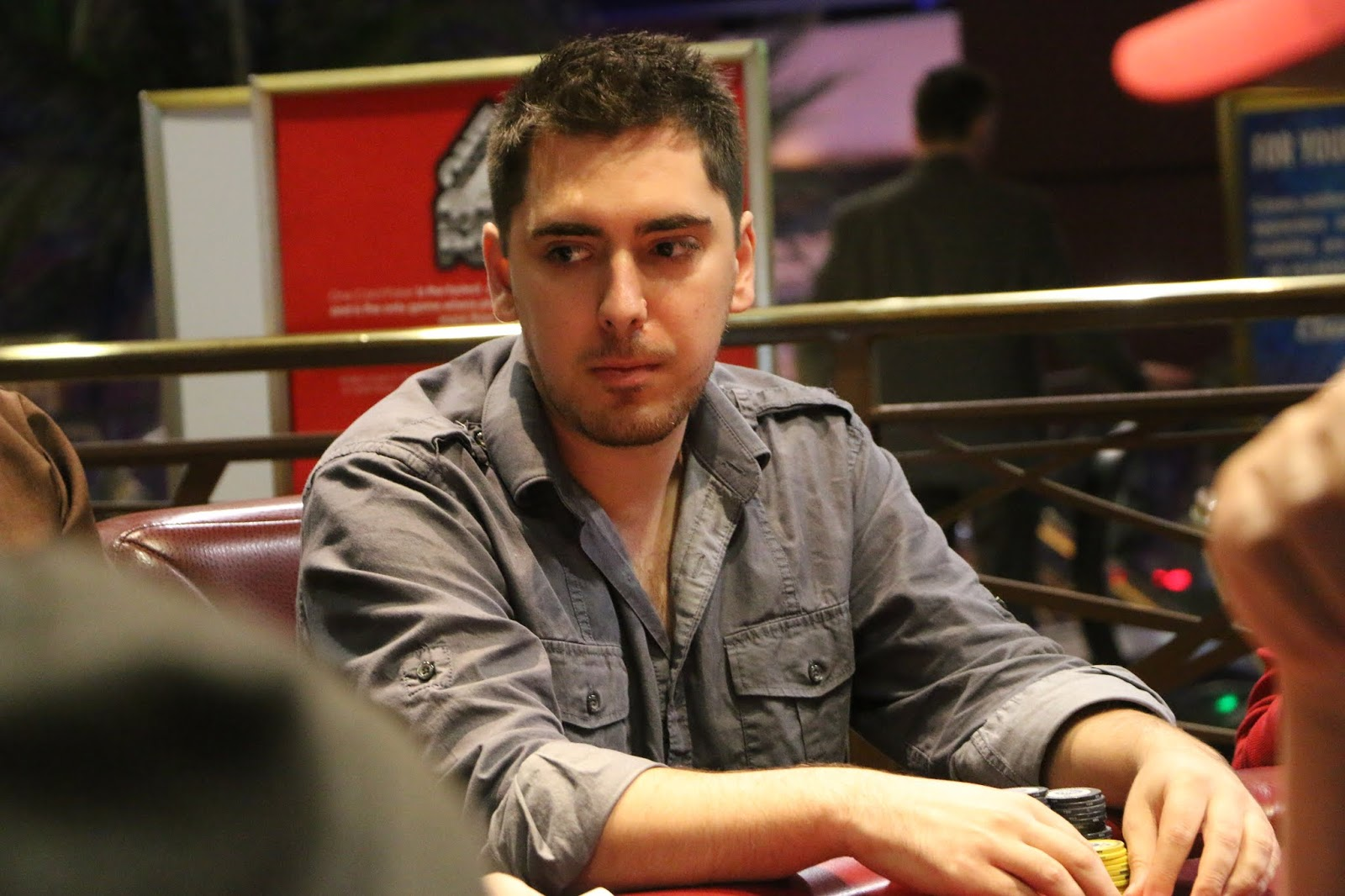 Isle Casino Poker : $150 NLH $50,000 GTD (Flight 1E): Cohen
