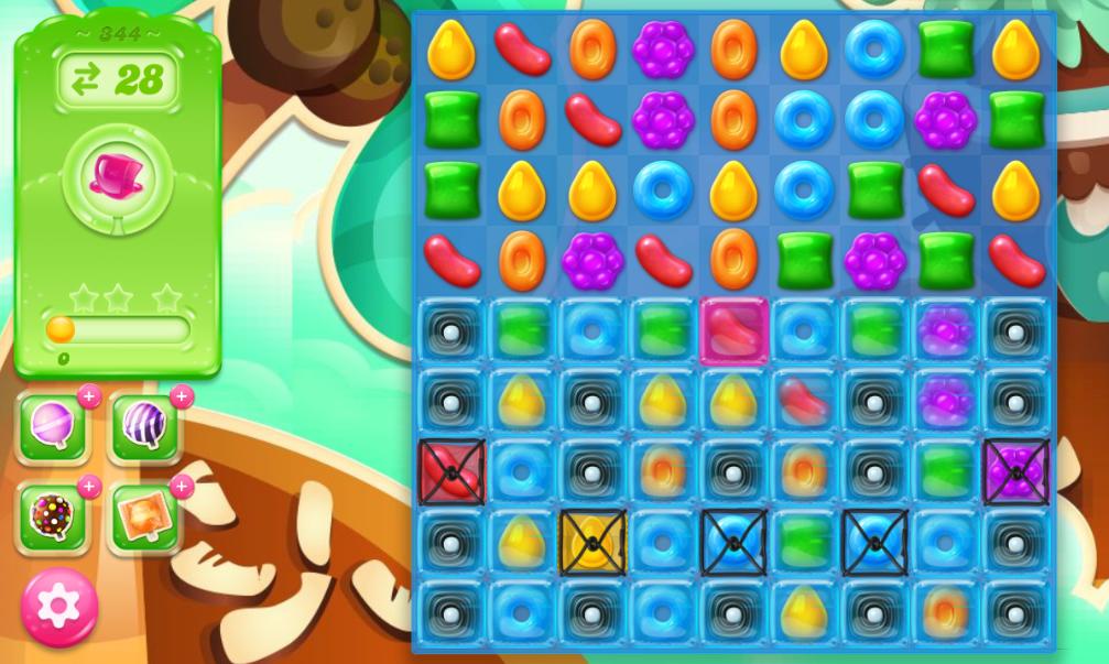 Candy Crush Jelly Saga 344