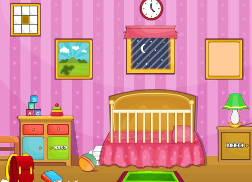 KnfGame Vibygor Kids Room Escape Walkthrough