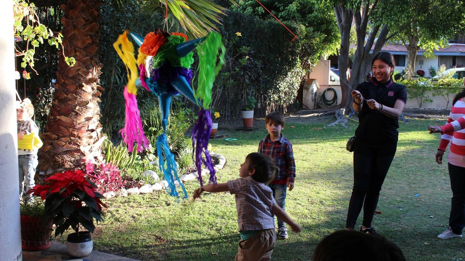 La Familia Krause La Vida En Mexico Geburtstagsparty Und