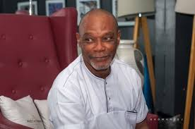 Nollywood Actor, Norbert Young lost his sister to a Car accident