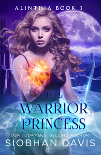 Book Showcase: The Warrior Princess by Siobhan Davis