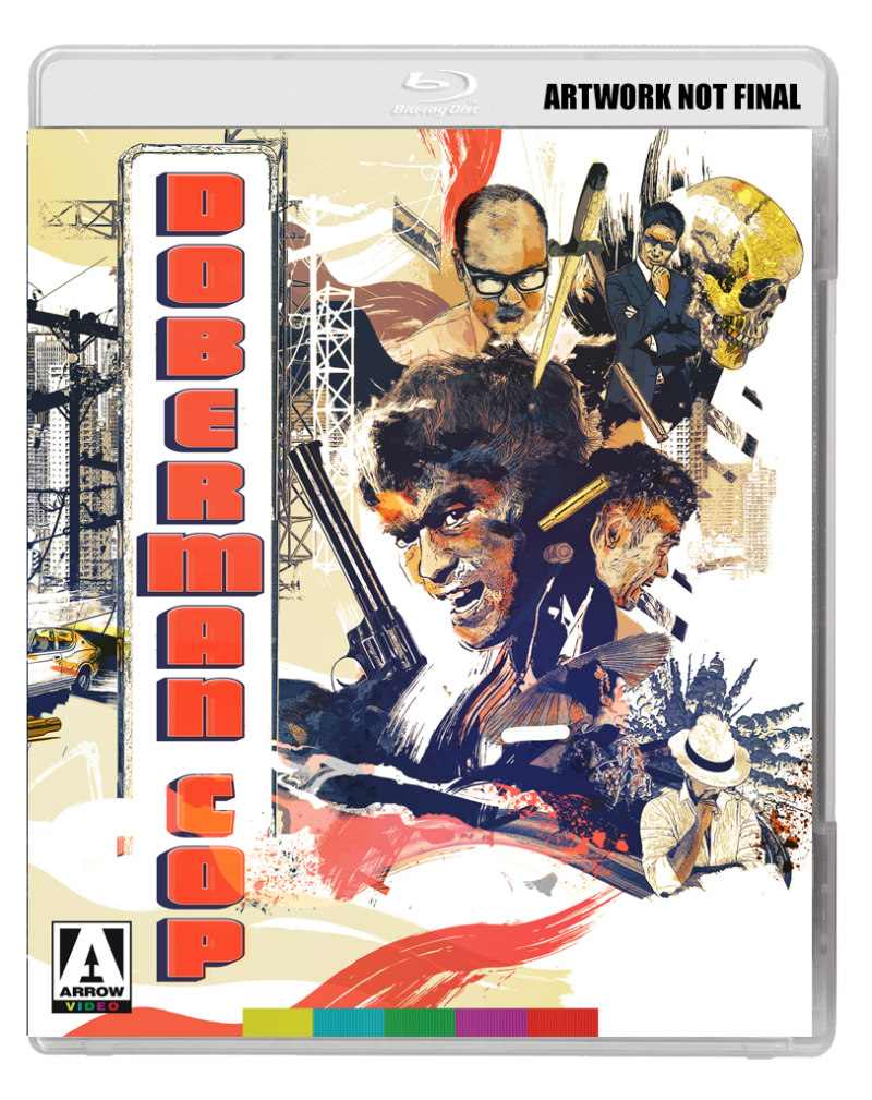 doberman cop arrow video bluray