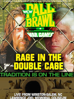 WCW Fall Brawl 1997 Review - Event Poster