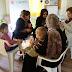 Εργαστήρια Χειροτεχνίας στους πρόσφυγες της Αγ. Βαρβάρας