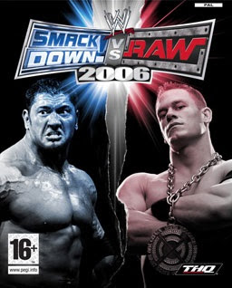 Download WWE Smackdown VS Raw 2006 Game PC