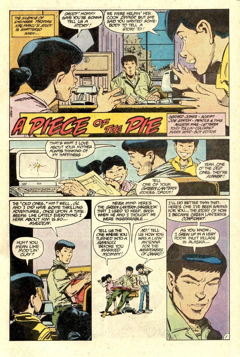 Read online Secret Origins (1986) comic -  Issue #36 - 20