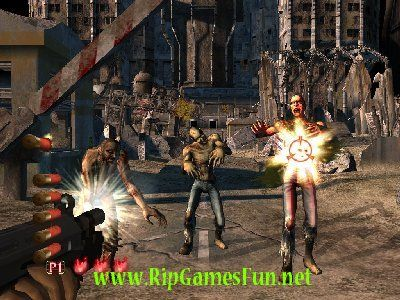The House of the Dead III,ripgamesfun,cover,screenshot ,imge,wallpaper