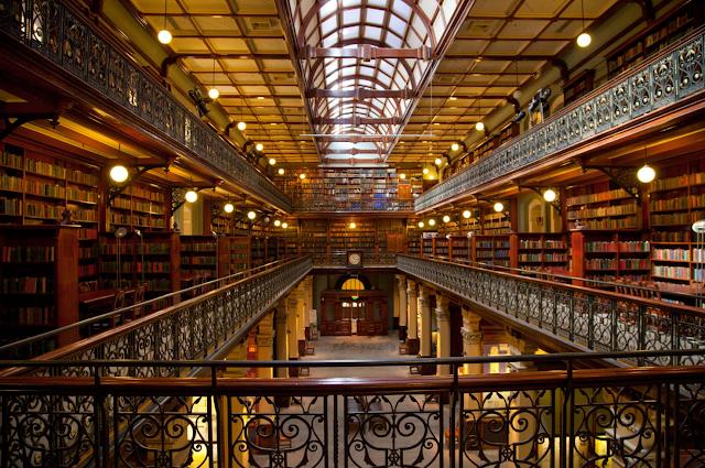 Perpustakaan Adelaide Alternatif Tujuan Wisata
