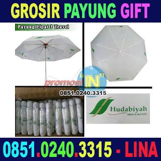 Pusat Grosir Payung Gift Souvenir Travel Haji dan Umroh