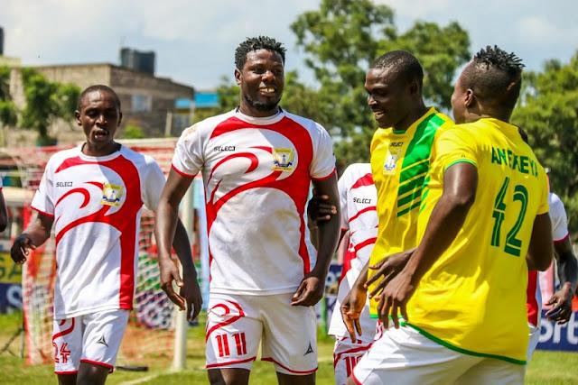 Kakamega Yaing'oa Yanga Kwenye Robo Fainali Ya SportPesa Super Cup