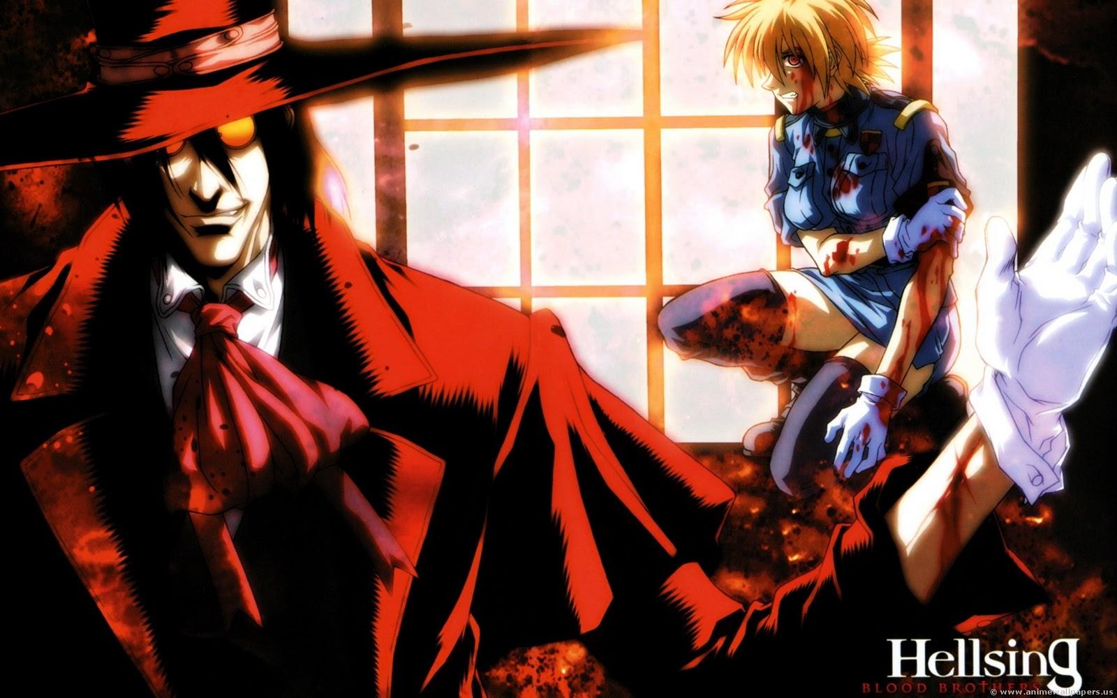 Mis gustos hellsing alucard - Anime hellsing wallpaper ...