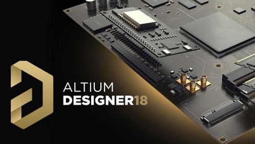 Phần mềm vẽ mạch Altium 18 Full
