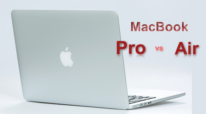MacBook Pro Vs MacBook Air - Which MacBook Should You Buy?