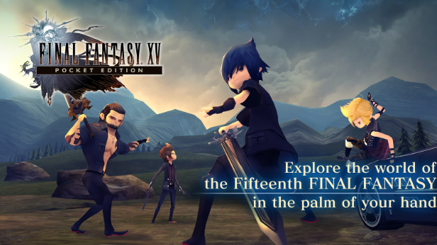 Final Fantasy XV Pocket Edition v1.0.2.241 Mod Apk Terbaru Offline (Unlocked)