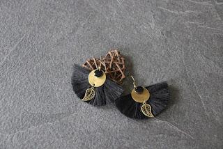 bohemain style earrings