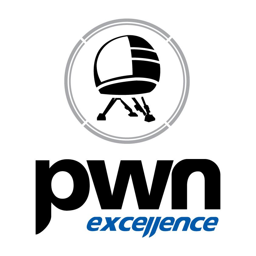 We Meet Halfway to Satisfy Your Needs: PWN : Logo