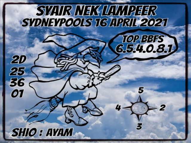 forum syair sydney vip 17 mei 2021
