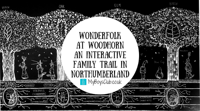 Wonderfolk at Woodhorn – The Interactive Family Trail in Northumberland
