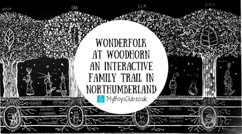Wonderfolk at Woodhorn – The Interactive Family Trail (REVIEW)