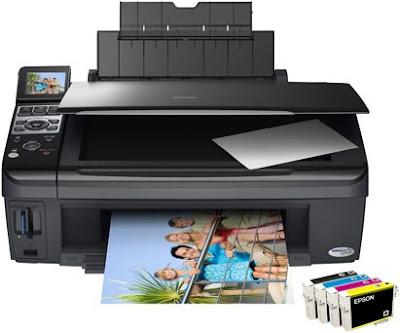 jenis printer dan cara kerjanya