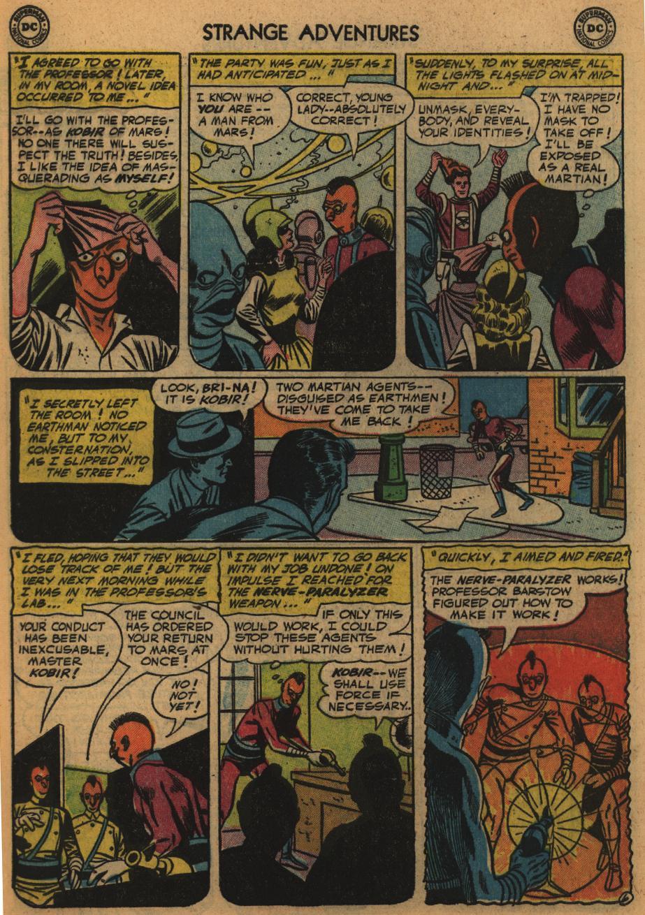 Strange Adventures (1950) issue 67 - Page 8