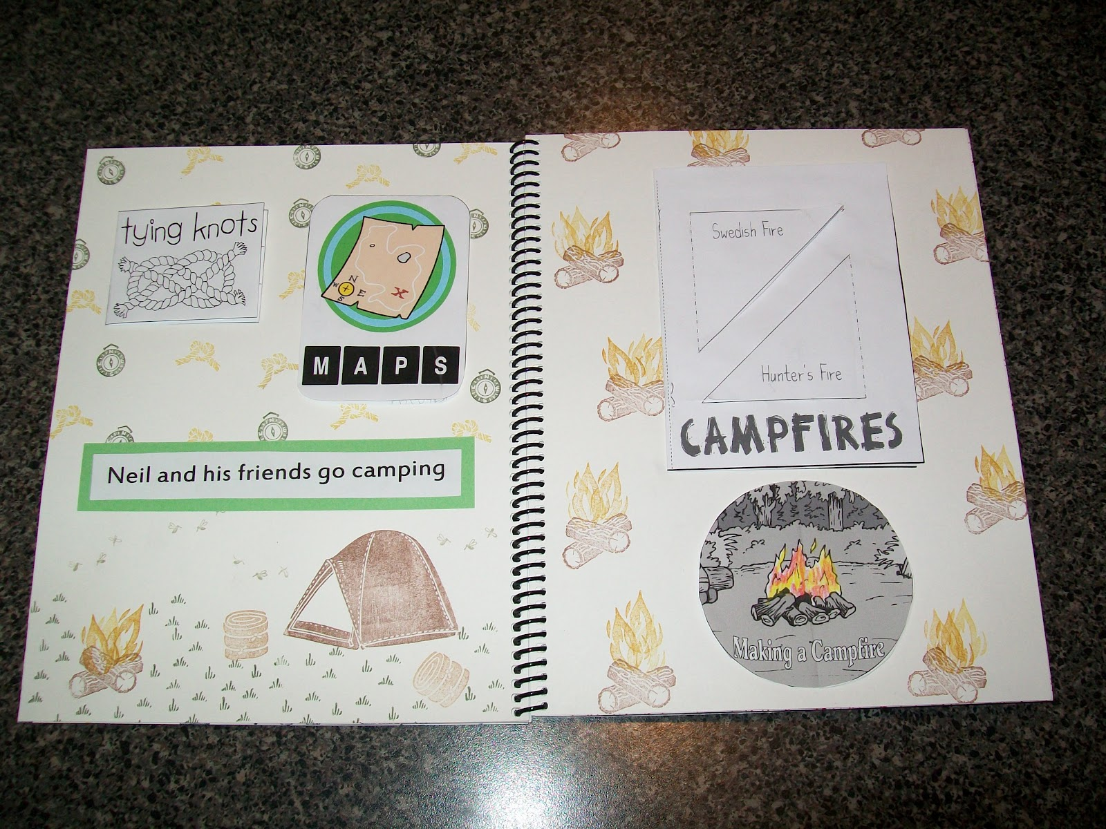 neil armstrong lapbook - photo #17