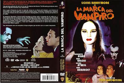 La marca del vampiro (1935) Mark of the Vampire » Carátula