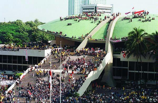Reformasi 1998 Perubahan Sosial