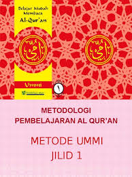 Download Buku Metode Ummi Pdf : download, metode, Materi, Jilid, Hijrah