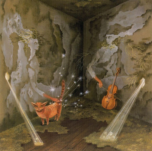 surrealism and visionary art  remedios varo