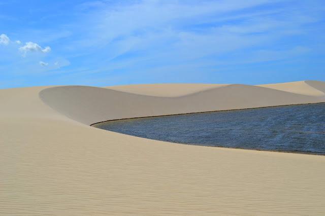 Brésil, Lençois Maranhenses, Sao Luis, lagune, dune de sable, 4x4