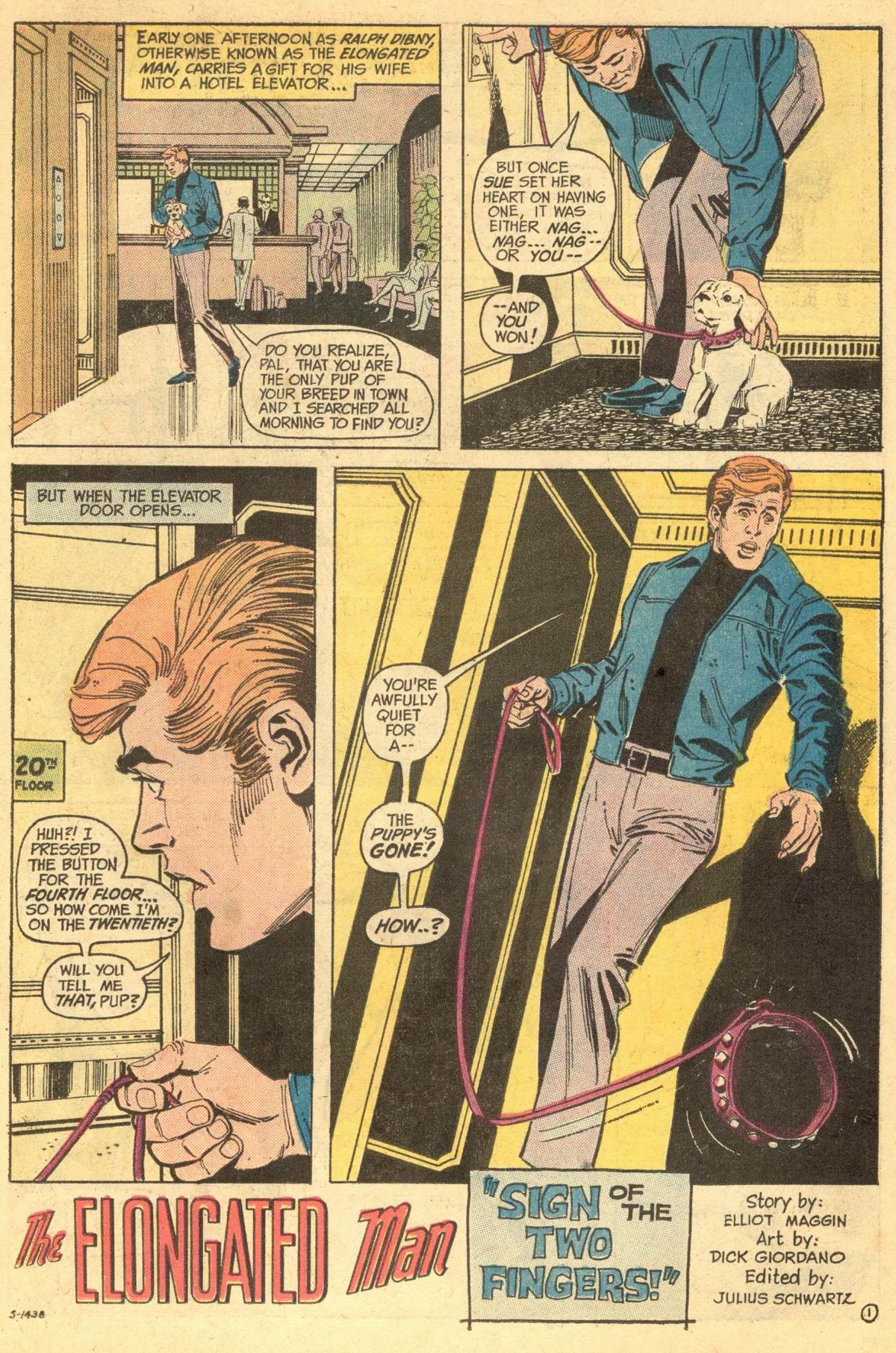 Detective Comics (1937) 436 Page 17