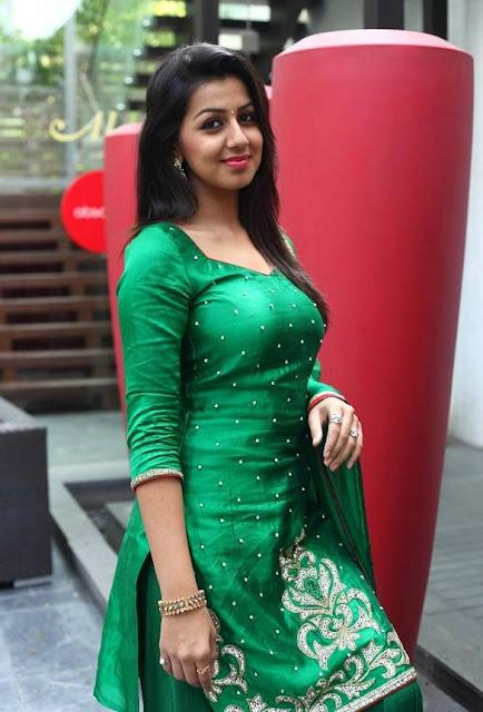 Malayalam actress Nikki Gilrani