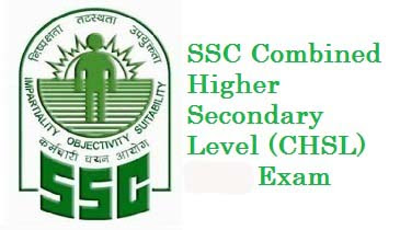 SSC Combined Higher Secondary Level (CHSL) Examination