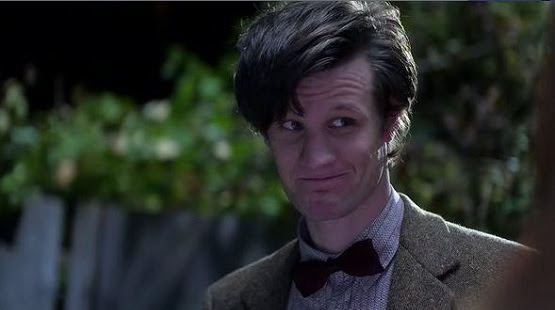NewtCave: Legacy Character Study: The 11th Doctor
