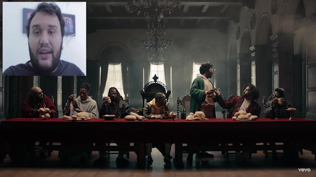 HUMBLE. Kendrick, o melhor da história? Por Ronald Rios