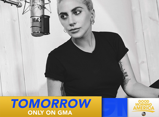 Lady Gaga To Appear on Good Morning America