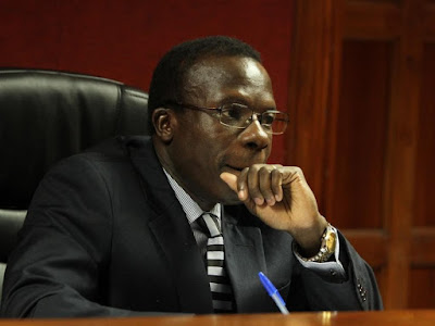 Justice George Odunga at high court. PHOTO | FILE